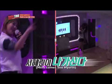 EXID Funny Clip #194- Hyerin Channels Her Inner Ailee