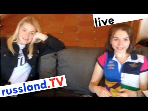 russland.TV live aus St. Petersburg