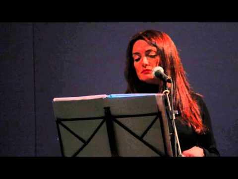 Claudia Pastorino - KHORAKHANE', di F. De André e I. Fossati