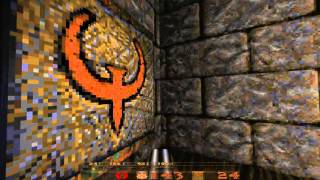 Quake Mission Pack 2: Dissolution of Eternity - R2M7: Last Bastion