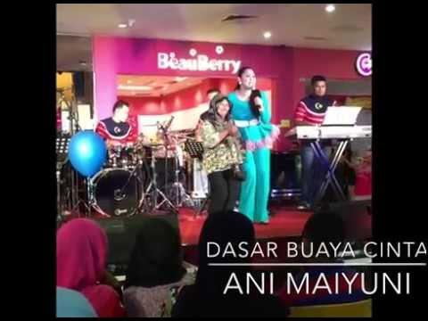 DASAR BUAYA CINTA - Ani Maiyuni di 1 Segamat Mall