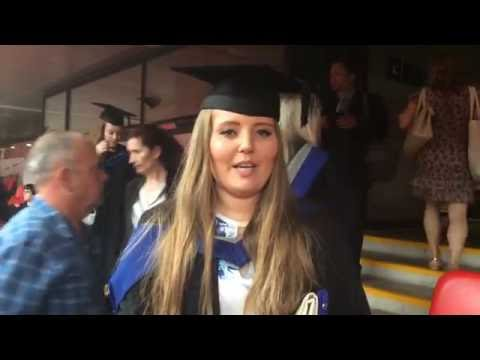 Airline and Airport Management graduate Naomi-Ruth Green