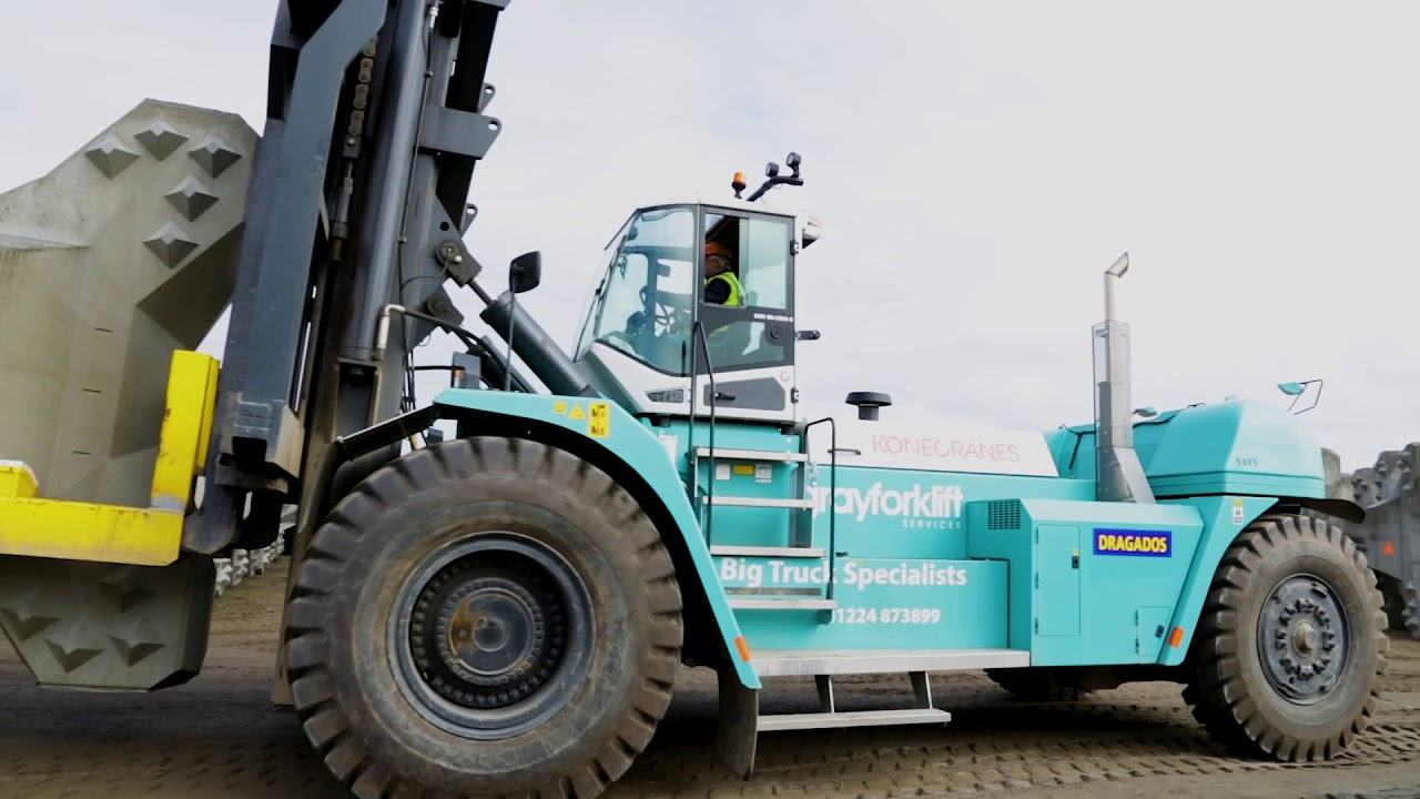 Buy Konecranes Forklift SMV 32-1200 B UK