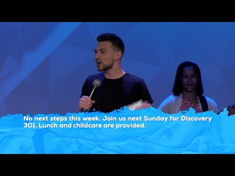 Sunday Service,  June 18th, 2017