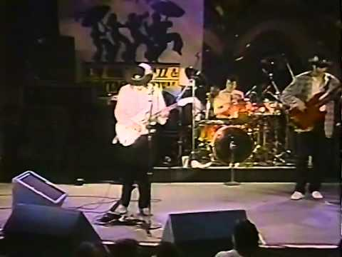 Stevie Ray Vaughan Life Without You Live In New Orleans Jazz & Heritage Festival
