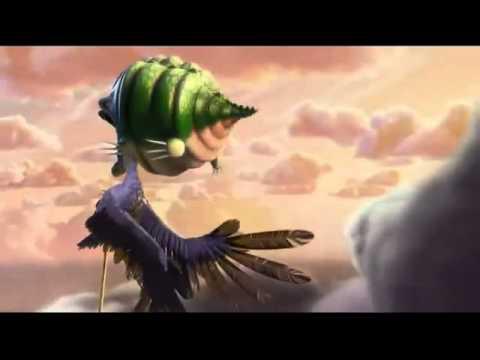 Cau chuyen nhung dam may - Pixar - Disney - Hoat hinh