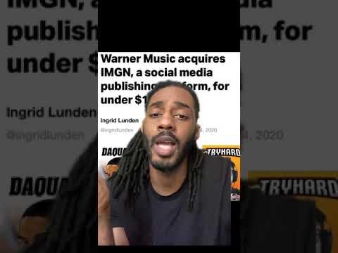 Meme accounts out here winning #musicmarketingtips #musicbusiness #musicindustry #todayilearned