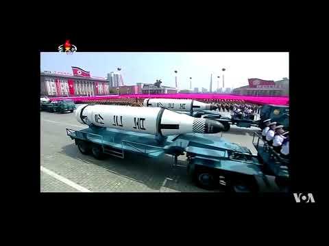 Tense US-North Korea Standoff Slowly Escalating