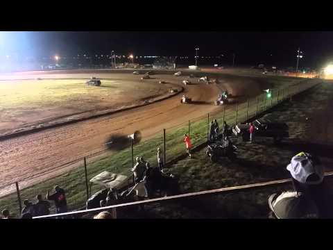 WOW Lawton Speedway 7.25.15 A Feature