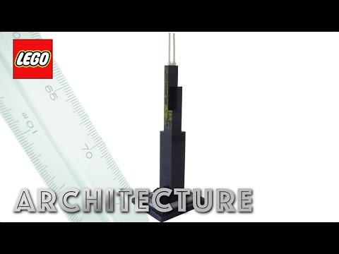 LEGO Architecture Willis Tower Review! LEGO 21002