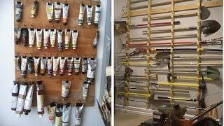 видео Как правильно хранить шины дома и в гараже.