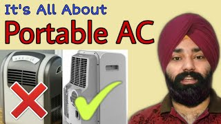 Portable Air Conditioner pros amp cons Full Review on Cooling Performance Power Consumption etc