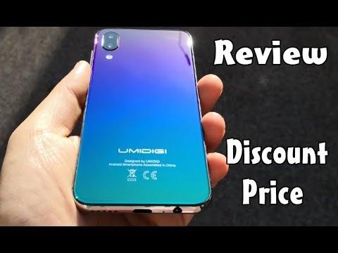 New UMIDIGI A3 Pro 4G Smartphone Review - Price