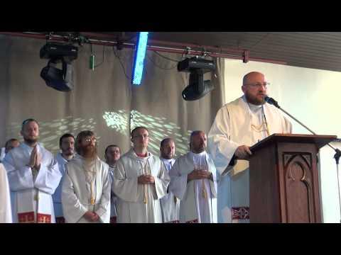 Sobota - procesja wejścia - Eucharystia