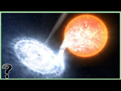 What Would Happen If The Sun Fell Into A BLACK HOLE?