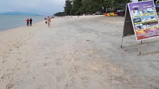 Batu Feringgi Beach - Walking Around (Part 1)