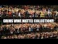 watch he video of Huge WWE MATTEL WRESTLING FIGURE Collection! Elites, Exclusives, Basics! Epic Display!