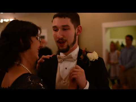 Joseph and Emilia's First Dances