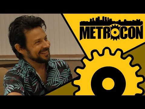 Metrocon 2018: Jason Marsden