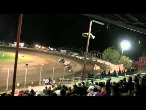 Dominic Scelzi 8/17/12 Main Event Ocean Speedway Watsonville