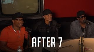 After 7 Explains How They Got Their Name, Colin Kaepernick Protest  + Actors For After 7 Biopic