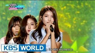 GFRIEND - NAVILLERA | 여자친구 - 너 그리고 나 [Music Bank / 2016.09.30]