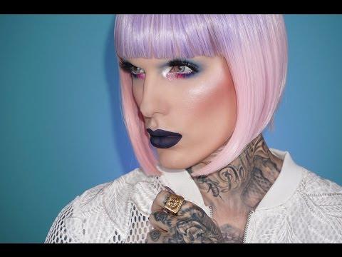 PASTEL GOTH Makeup Tutorial | Jeffree Star