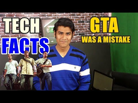 GTA was a mistake ? | Steve Jobs No Coding For Apple ? | Technology Facts