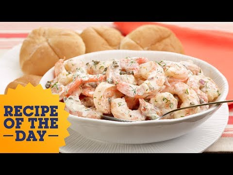 Recipe Of The Day: Ina's Roasted Shrimp Salad | Food Network