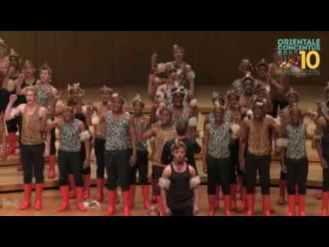 Choir Grand Prix Concert - Singapore July 2017