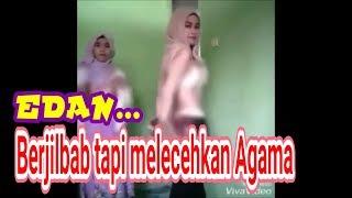 Download Video VIRAL, 2 Wanita Indonesia Paling Dicari Melecehkan Dengan Buka Pakaian Sambil Pakai Mukena MP3 3GP MP4