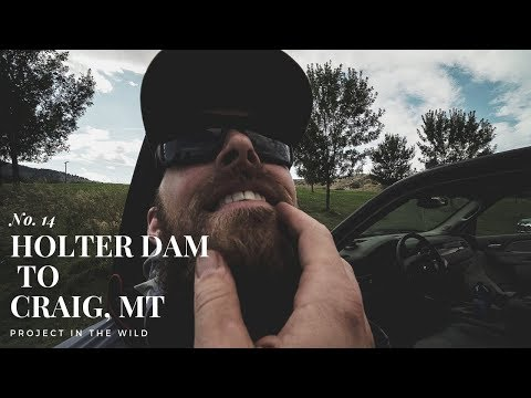 Fly Fishing Holter Dam To Craig After The Traffic Leaves - Missouri River, Montana
