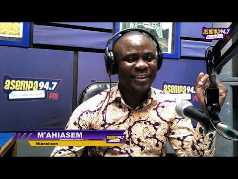 EKOSIISEN M'AHIASEM: NPP, NDC REACTS TO EC's DATE SET FOR COMPILATION OF NEW REGISTER (24-1-20)