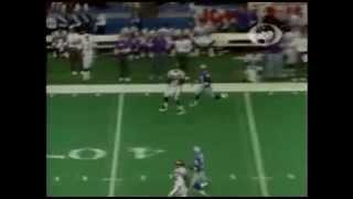Warren Moon Vikings Highlights
