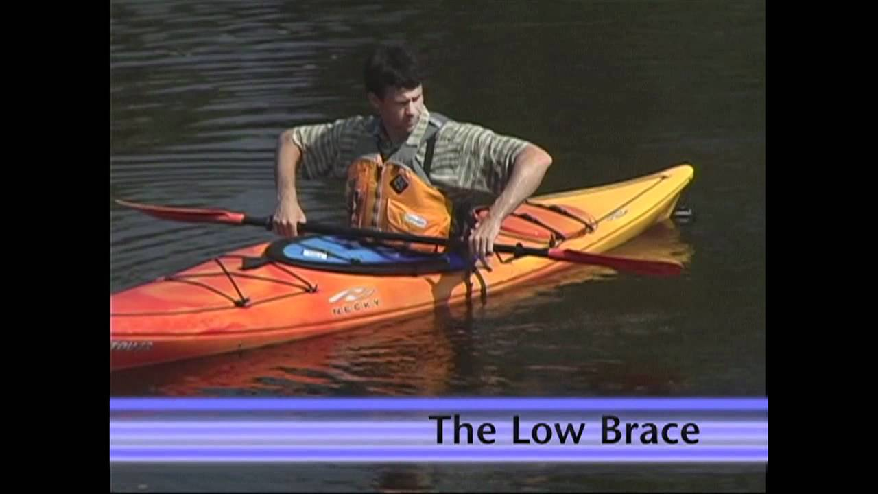 How to Stop your Kayak from Flipping - Braces