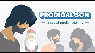 The Prodigal Son: a social media retelling