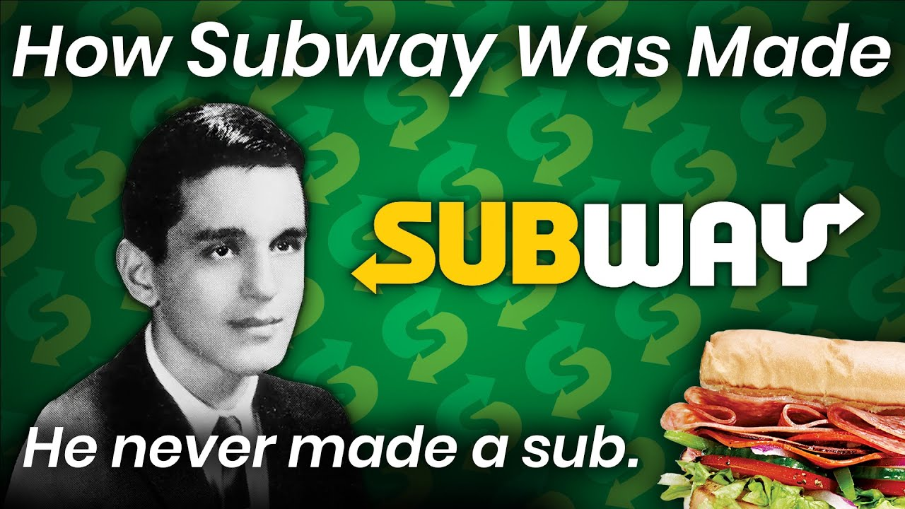 """How a Boy Who's """"Never Made a Sub"""" Invented Subway"""