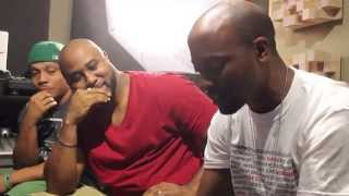 Cormega Confronts Beezy about Mega Philosophy | DEHH Interview Snippet