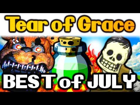 Tear of Grace: BEST OF - JULY 2015