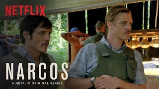 Narcos - Official Trailer 2 - Netflix [HD]