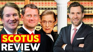 The Most Important Supreme Court Cases of 2019 (Real Law Review) // LegalEagle
