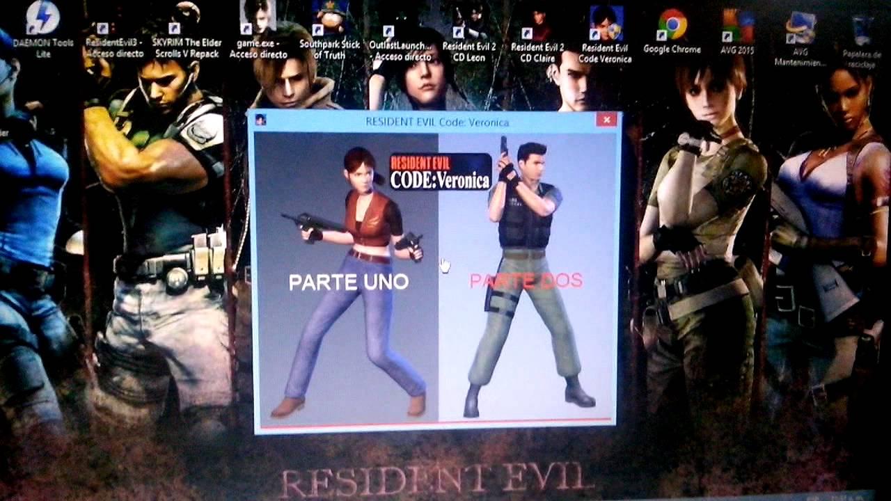 resident evil code veronica pc torrent