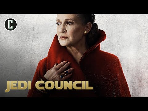 The Last Jedi: Will Leia Be Powerful in the Force? - Jedi Co
