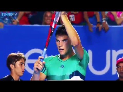 2016 Abierto Mexicano Telcel Acapulco - Final Highlights