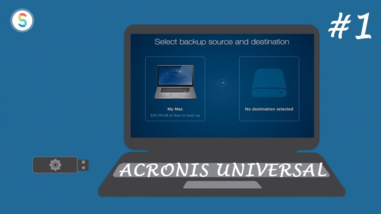 how to use acronis universal restore