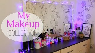 Хранение и Организация Моей Косметики | My Makeup Collection Storage & Organization