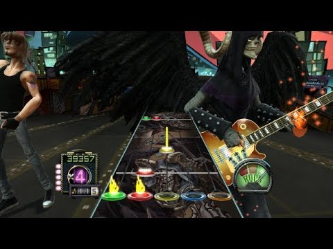 Hollywood Undead - California Dreaming   Guitar Hero Custom - DOWNLOAD LINK