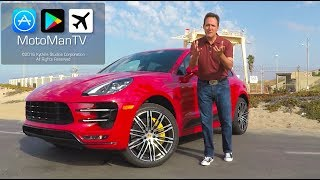 2018 Porsche Macan Turbo Performance Package TECH REVIEW (1 of 2)