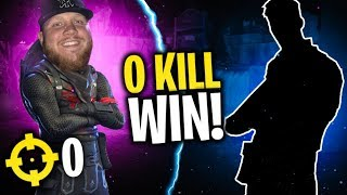 WE LOST TO A PLAYER WITH 0 KILLS... W/ NINJA, DRLUPO & JORDAN FISHER - Fortnite Battle Royale