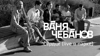 Ваня Чебанов - Сердце (live в парке)